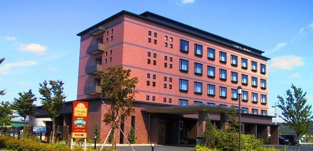 フラワーホテル レストラン アルカディア