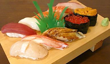 黒沢尻宿本陣 さくら寿司