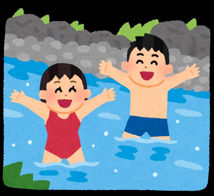 子供たち大喜び!水遊びが出来る北上市内の公園
