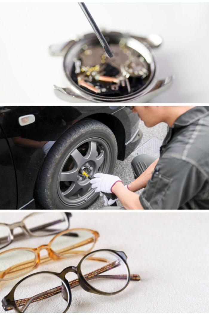 電池、レンズ、タイヤを交換するのにおすすめなお店まとめ