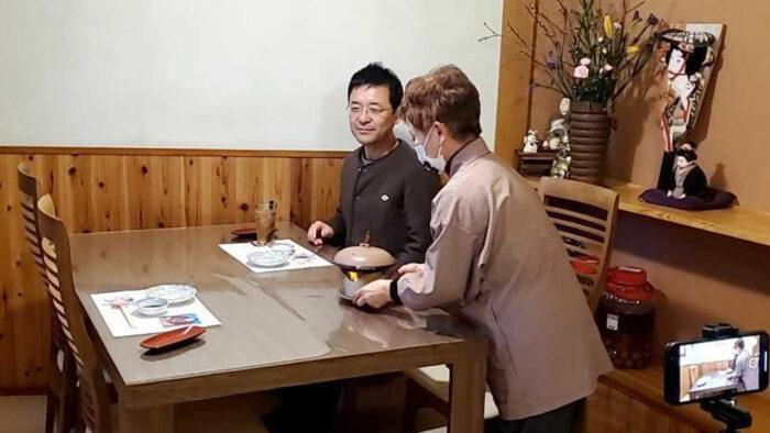 直樹さん歩 第8弾!50周年を迎える老舗の居酒屋 大関さんで収録しました。