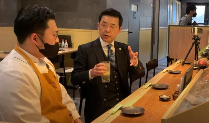 最終回!直樹さん歩 第10弾【魚と酒と飯 マコトヤ】さんで収録しました。